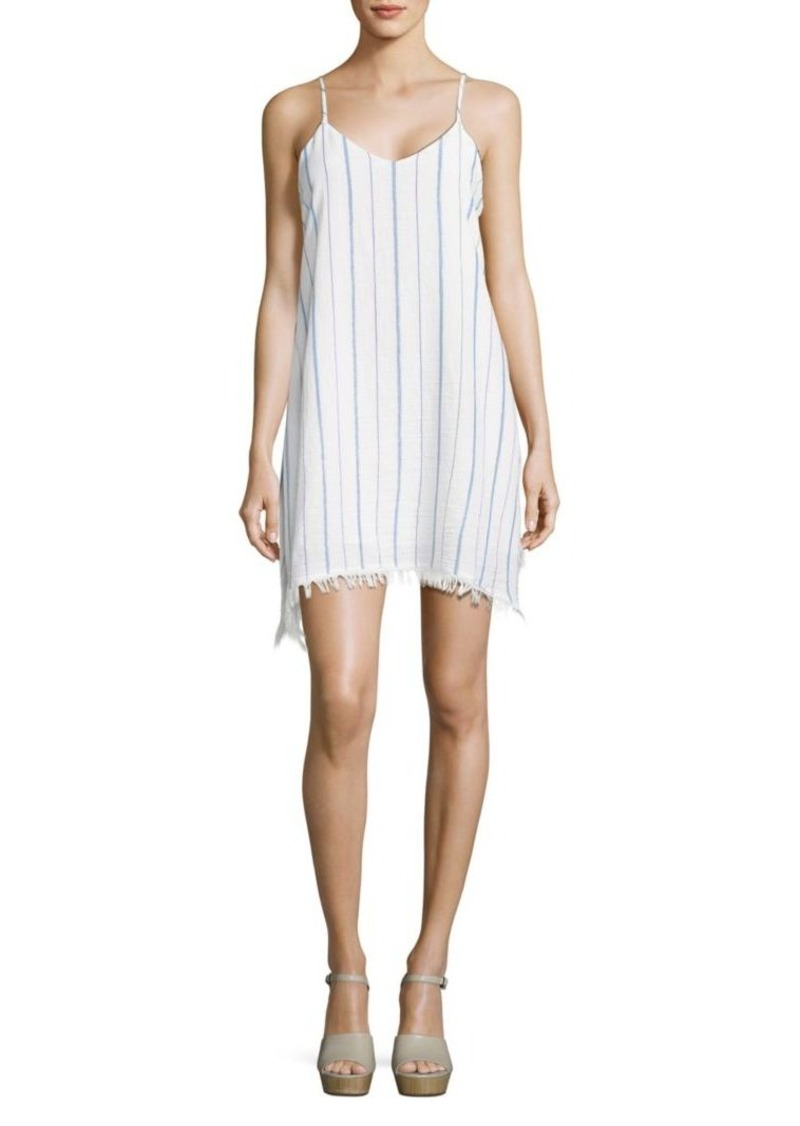 Saks fifth avenue saks fifth avenue striped tank dress for Saks 5th avenue robes de mariage