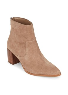 Saks Fifth Avenue Talan1 Suede Booties