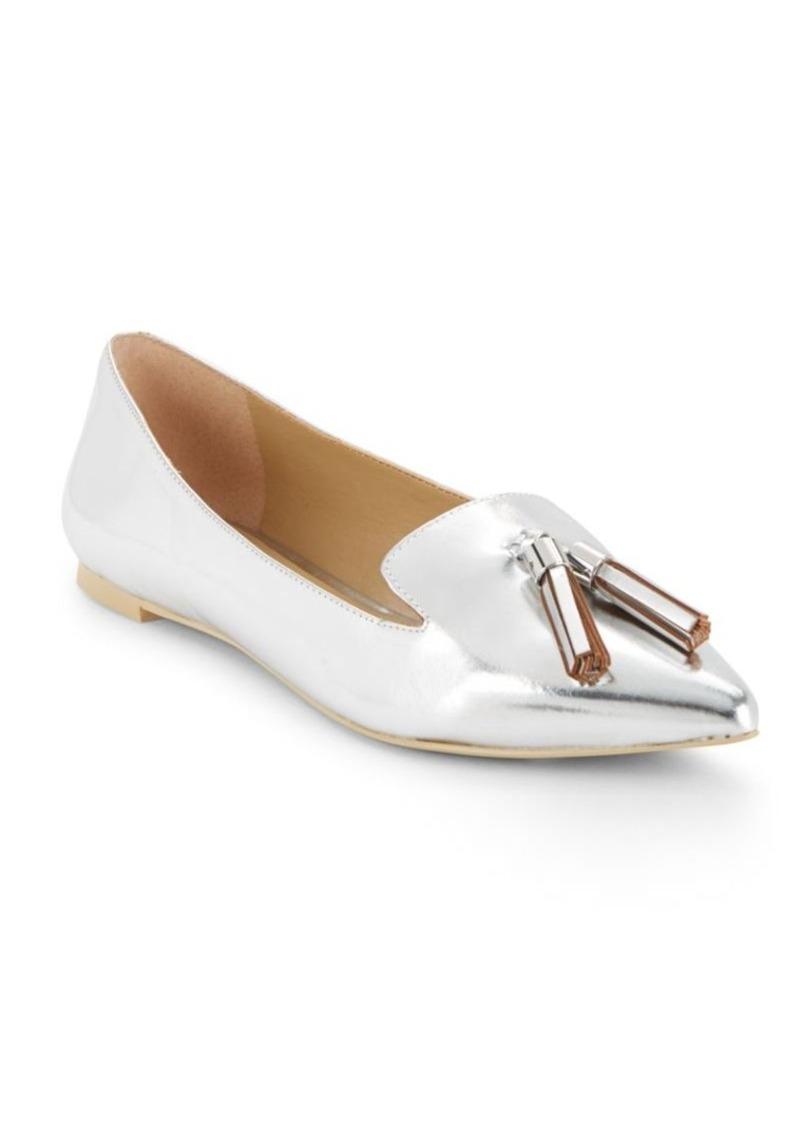 Saks Fifth Avenue Tassel Slip-On Loafer