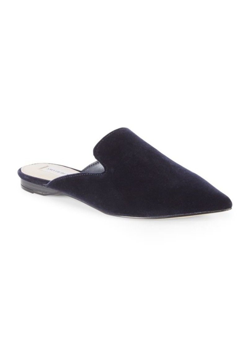 Saks Fifth Avenue Textured Slippers