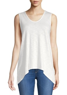 Saks Fifth Avenue V-Neck Tank Top