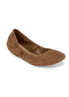 Saks Fifth Avenue Sancha Dress Leather Flat