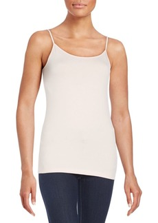 Saks Fifth Avenue Stretch-Cotton Camisole