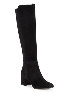 Saks Fifth Avenue Suede Knee-High Boots