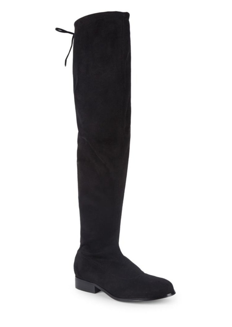 Saks Fifth Avenue Stretch Over-The-Knee Boots