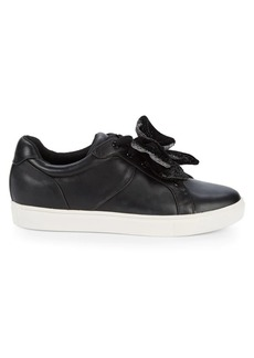 Saks Fifth Avenue Tabee Ribbon Low-Top Sneakers