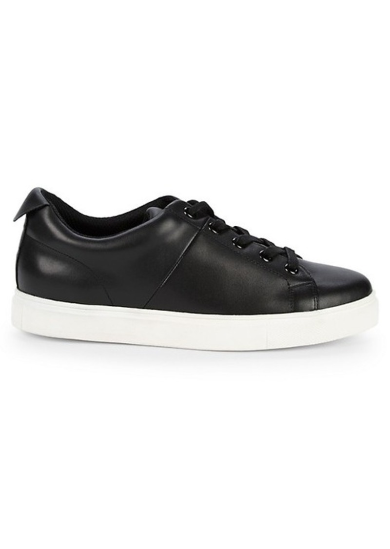Saks Fifth Avenue Talico Leather Platform Sneakers