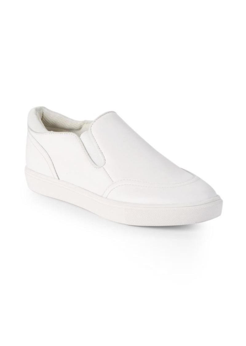 Saks Fifth Avenue Tava Slip-On Platform Sneakers