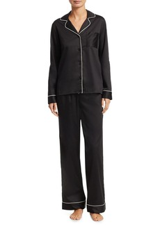 Saks Fifth Avenue Two-Piece Pajama Set