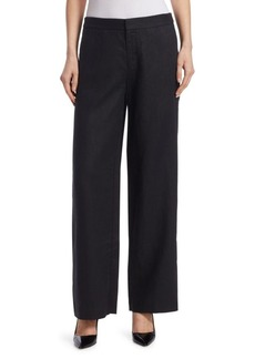 Saks Fifth Avenue COLLECTION Wide Leg Pants