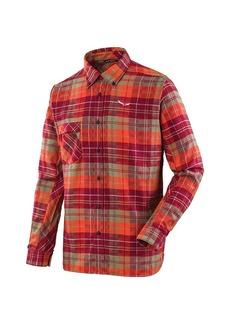 Salewa Men's Fanes Flannel 3 PL LS Shirt