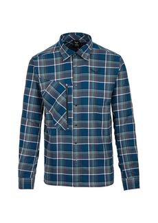Salewa Men's Fanes Flannel 4 Polarlite LS Shirt