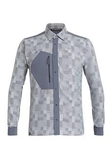 Salewa Men's Fanes Springer PL LS Shirt