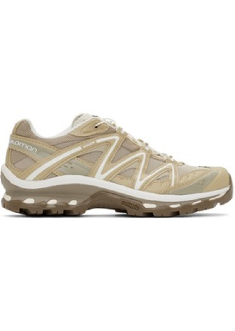 Salomon Beige Limited Edition XT-Quest ADV Sneakers