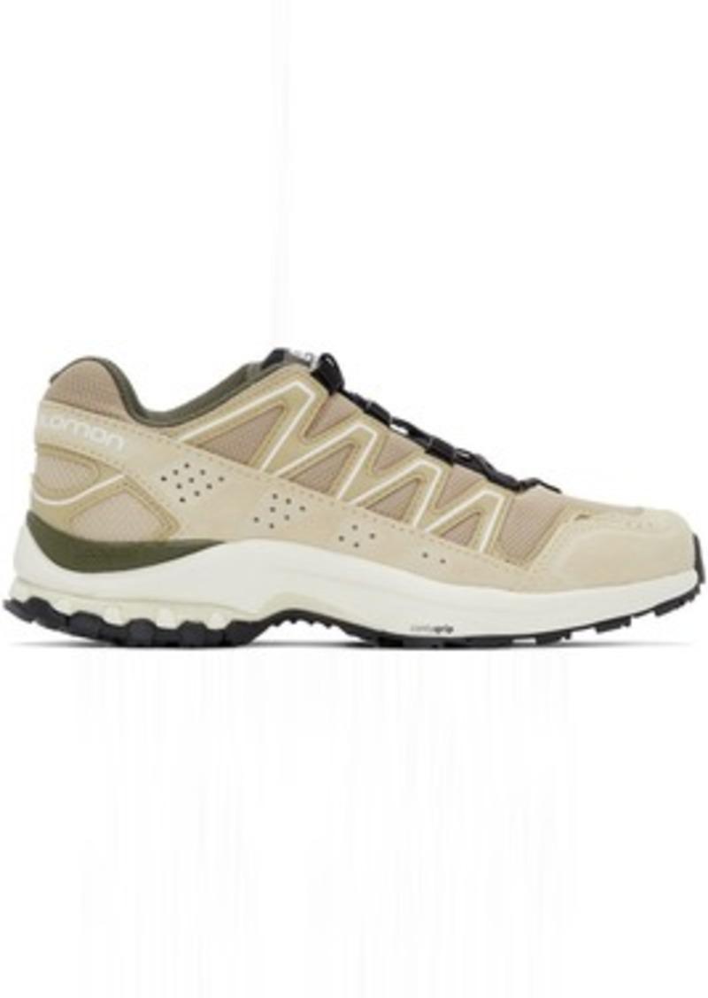 Salomon Beige XA-Comp LTR ADV Sneakers