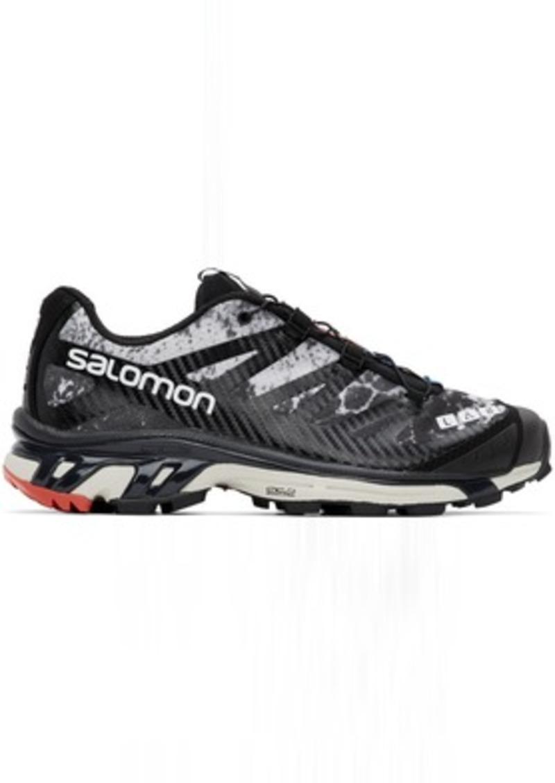 Salomon Black & Grey Limited Edition XT-4 ADV Sneakers