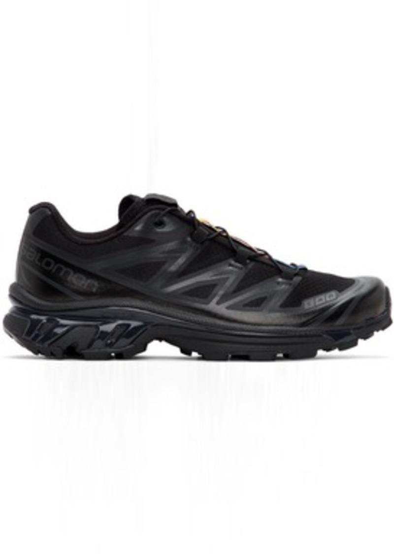 Salomon Black Limited Edition XT-6 ADV Sneakers