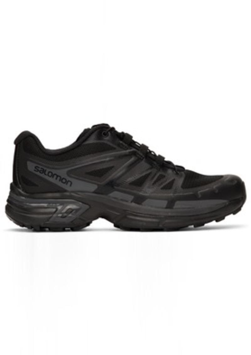 Salomon Black XT-Wings 2 ADV Sneakers