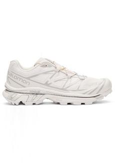 Salomon Grey S/Lab XT-6 Softground ADV Sneakers