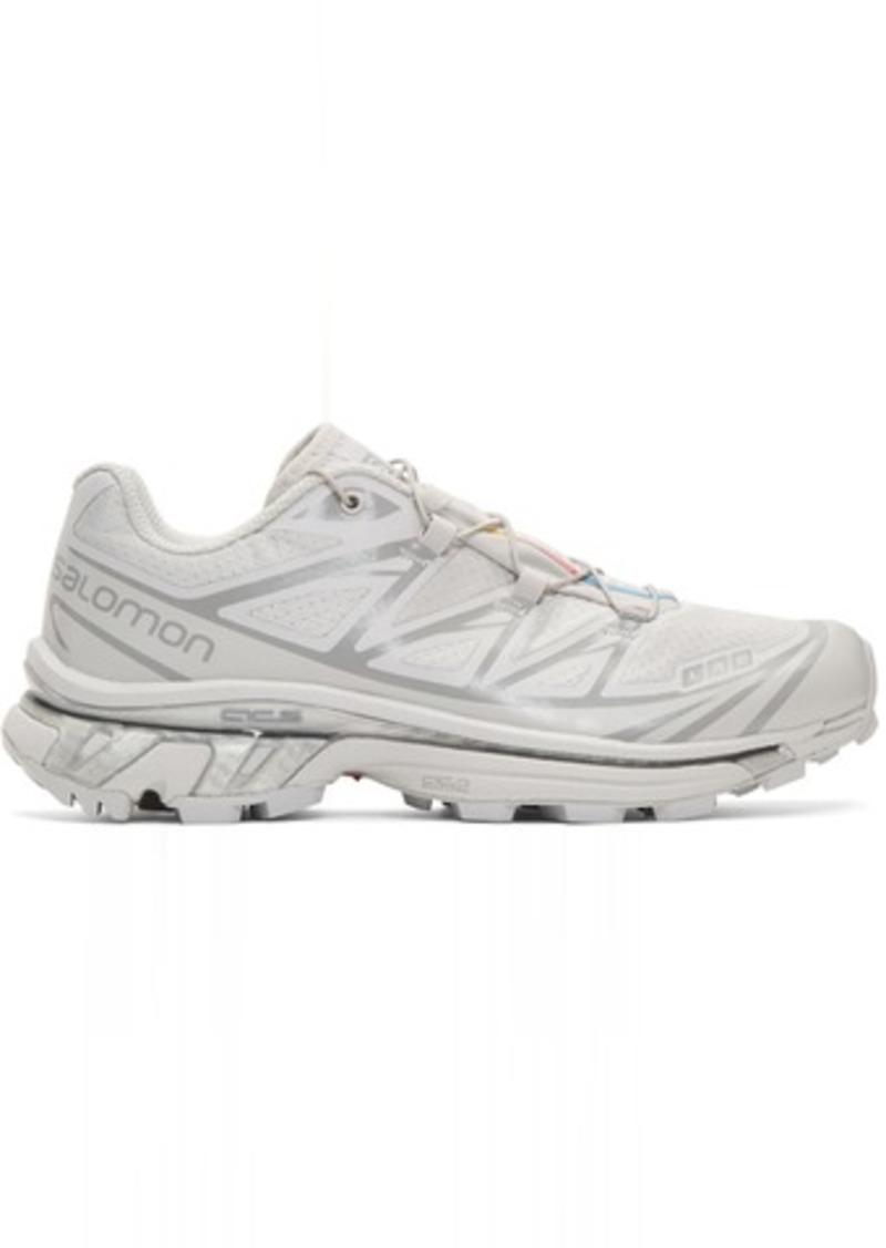 3be69052531e SALE! Salomon Grey S Lab Xt-6 Softground Advanced LTD Sneakers