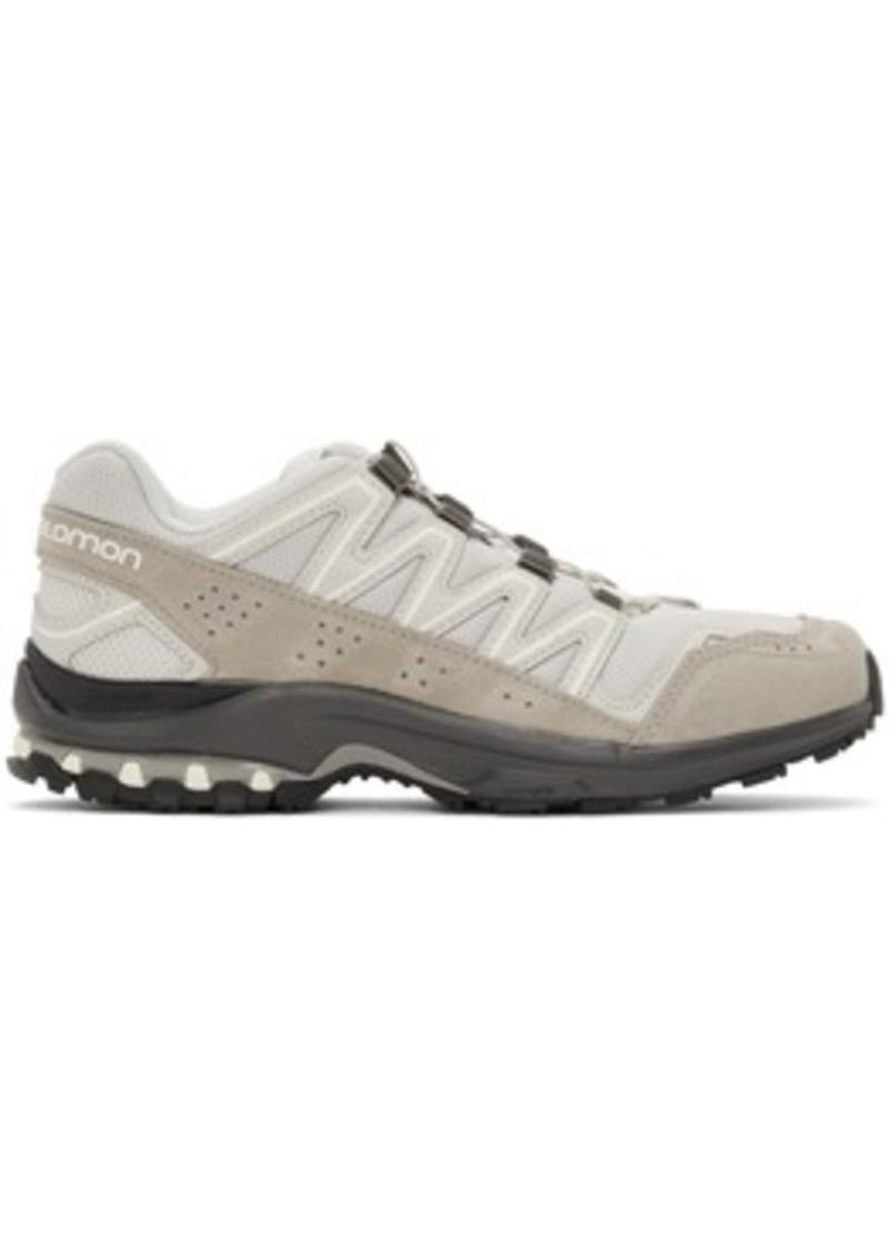 Salomon Grey XA-Comp LTR ADV Sneakers