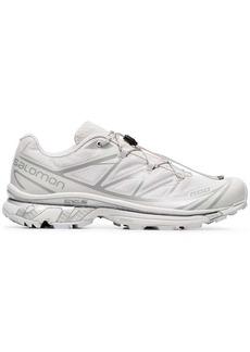 Salomon grey XT 6 ADV sneakers