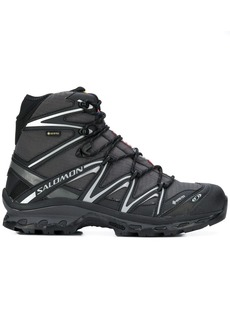 Salomon lace-up performance boots