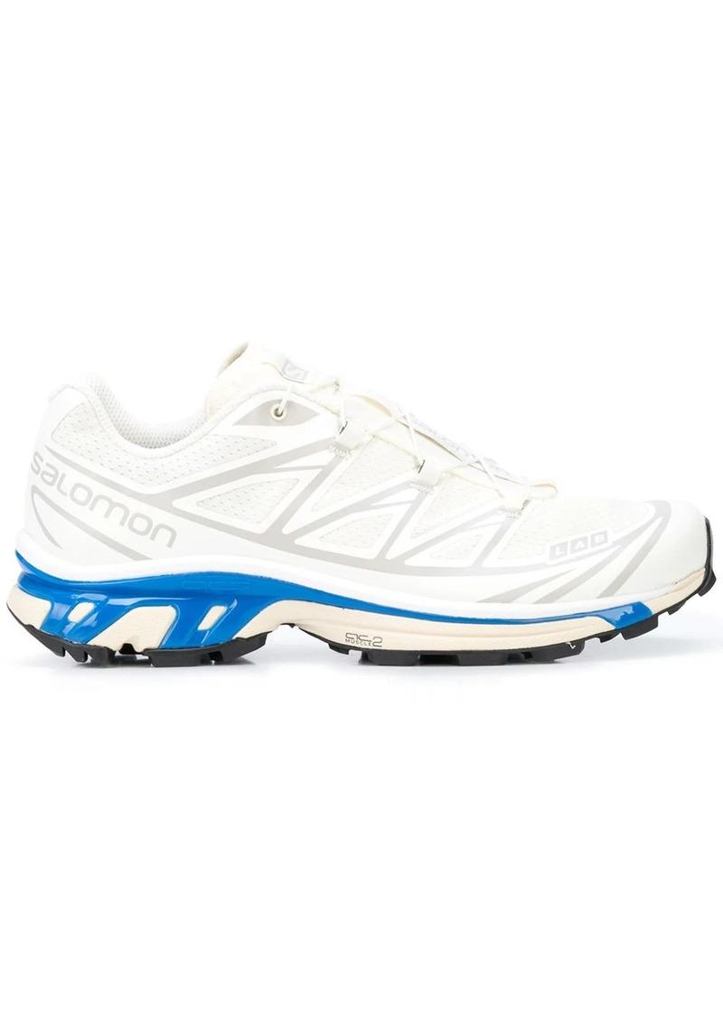 Salomon panelled low top sneakers