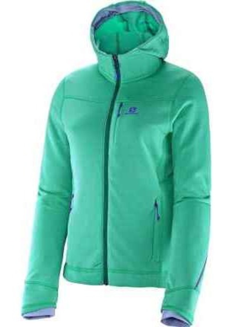 Salomon BC Smartskin Jacket - Polartec® Power Stretch® Pro, Hooded (For Women)