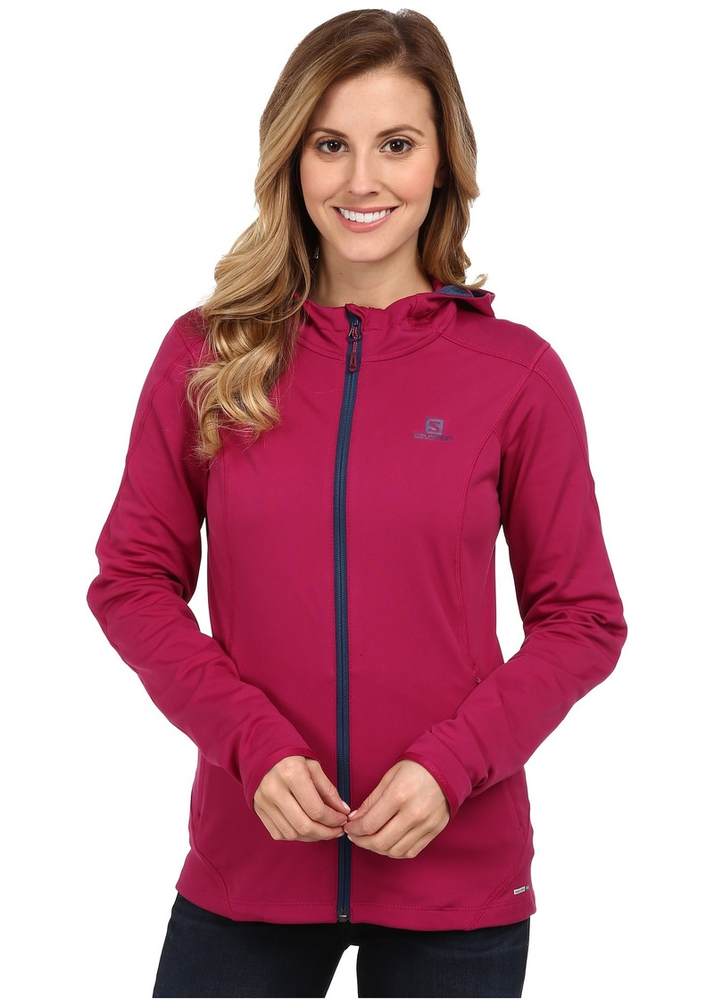 Salomon Discovery Hooded Midlayer