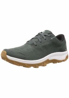 Salomon Men's Outbound GTX Hiking Shoes Urban Chic/White/GUM3