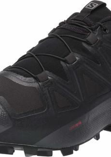Salomon Men's Outdoor Hiking Shoe Black/Phantom