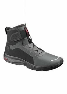 Salomon Men's Outdoor Snow Shoe Black/Magnet