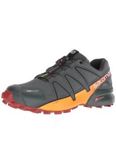 Salomon Men's Speedcross 4 CS Trail Running Shoe Urban Chic/red Ochre/Tangelo 9 D US