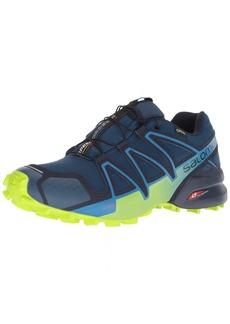 Salomon Men's Speedcross 4 Gtx Trail Running Shoes  13.5 49 1/3 EU