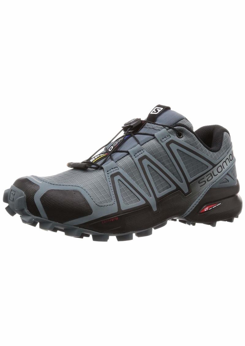 Salomon Men's Speedcross 4 Trail Running Shoes  8.5