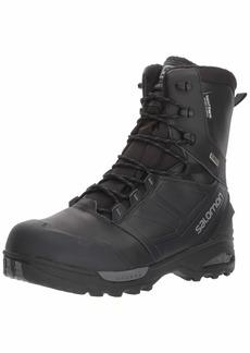 Salomon Men's Toundra PRO CSWP Hiking Boot Black/Magnet 11 D US