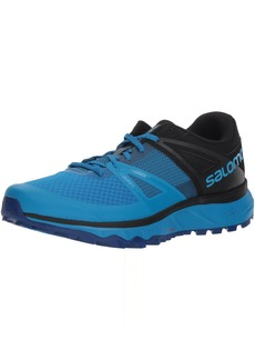 Salomon Men's TRAILSTER Trail Running Shoe Bunting/Black/Indigo Buntin 10.5 D US