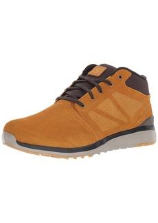 Salomon Men's Utility Chukka TS WR Hiking Shoe