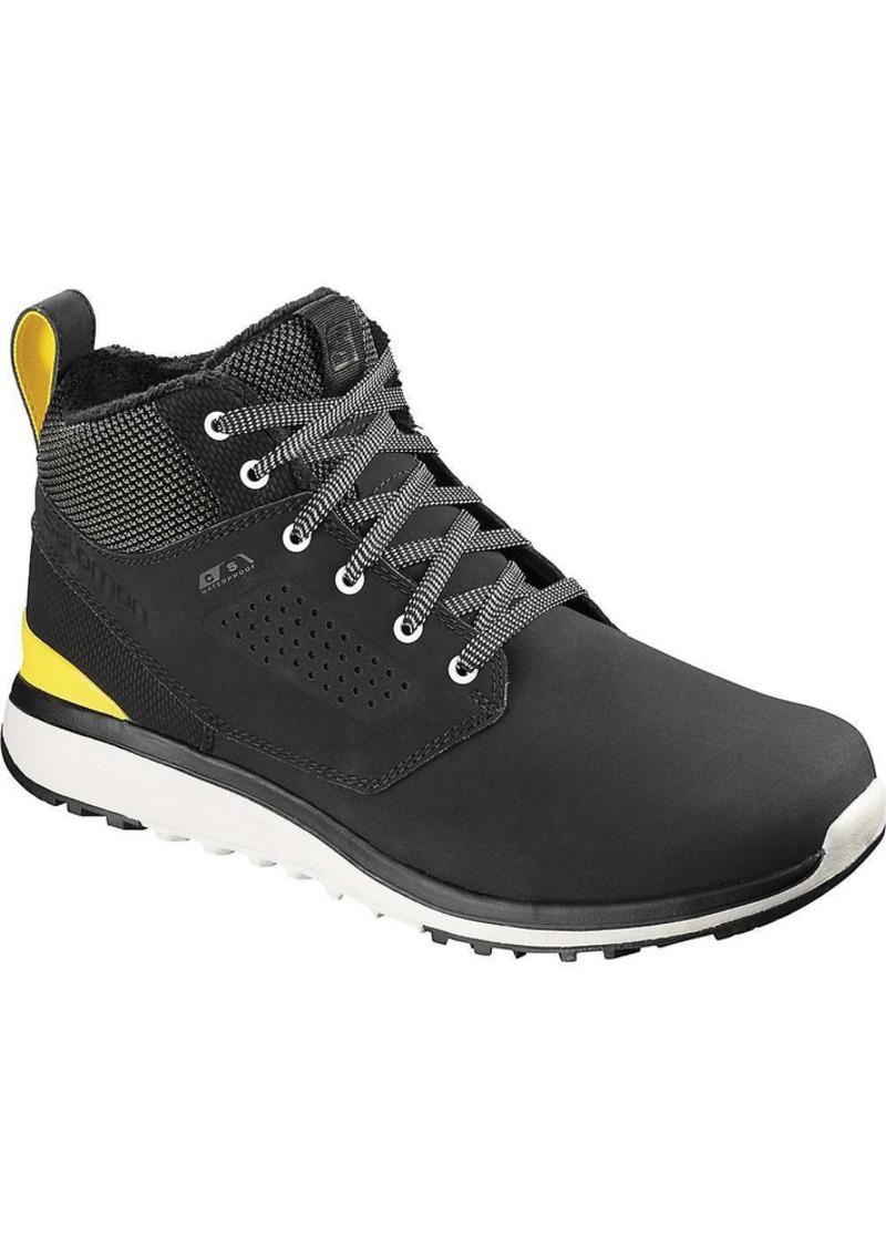 Salomon Men's Utility Freeze CS Waterproof Shoe