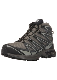 Salomon Men's X-Chase Mid CS Waterproof hiking Boot  8 D US