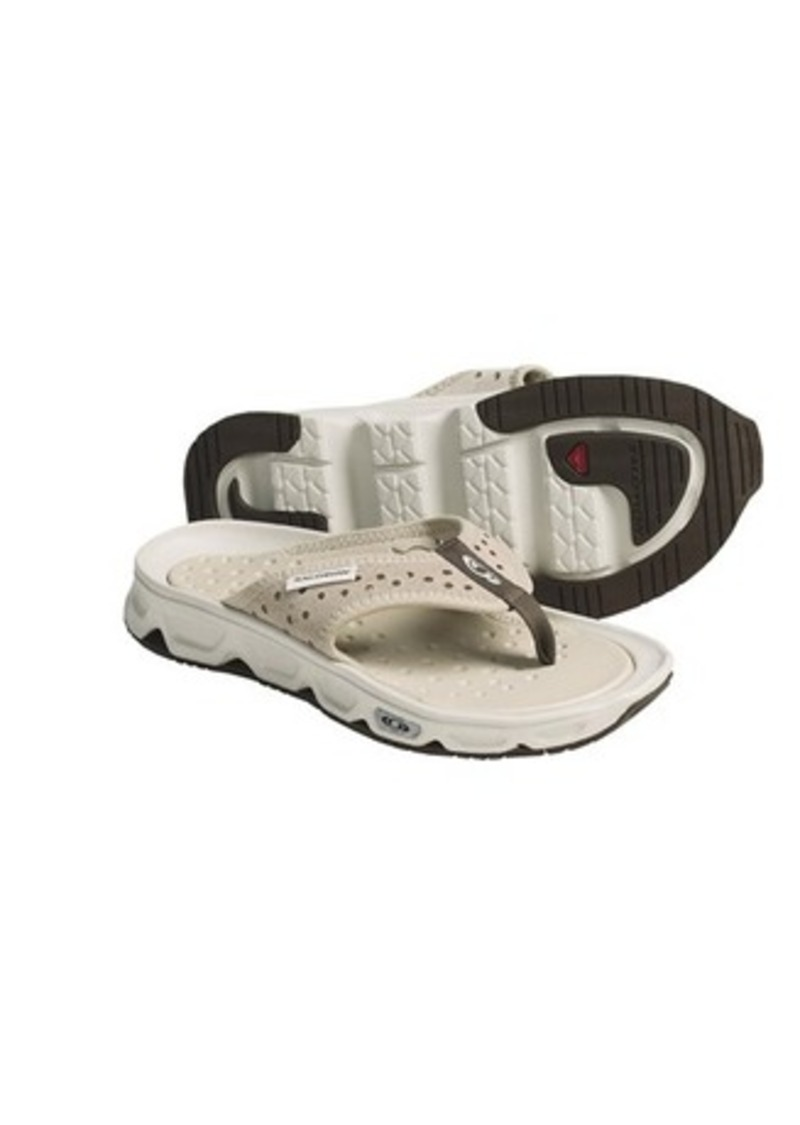 567a35efed2bf Salomon Salomon RX Break Flip-Flop Sandals - Leather (For Women)