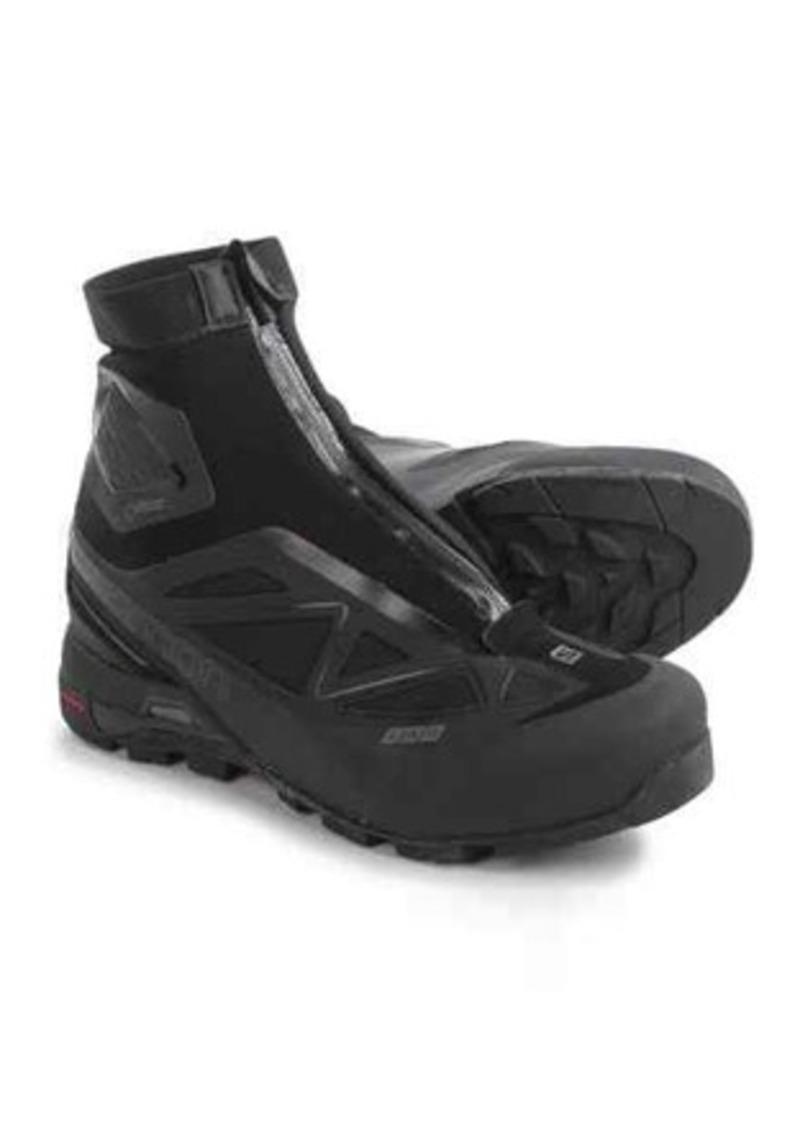 b5452576622e S-Lab X-Alp Gore-Tex® Black LTD Mountaineering Boots - Waterproof (For Men  and Women)