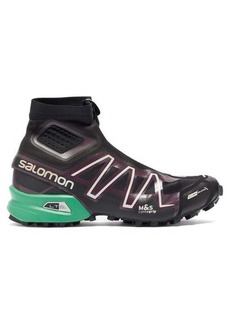 Salomon Snowcross Advanced mesh boots