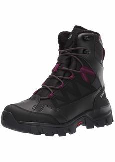 Salomon Women's Chalten TS CSWP W Boot  5 Standard US Width US