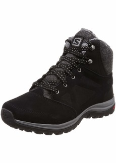 Salomon Women's Ellipse Freeze CS Waterproof W Hiking Boot  10 B US