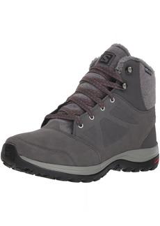 Salomon Women's Ellipse Freeze CS Waterproof W Hiking Boot   B US