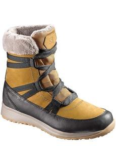 Salomon Women's Heika Leather CS WP Boot
