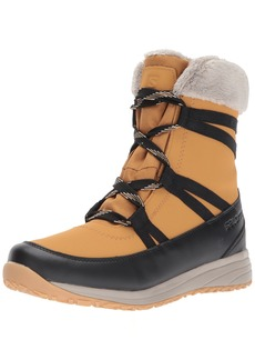 Salomon Women's Heika Ltr CS Waterproof Snow Boot   M US