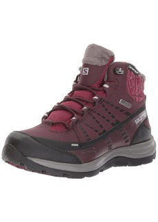 Salomon Women's Kaina CS Waterproof 2 Snow Boot